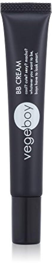 お気に入りクリップ蝶夫婦vegeboy(ベジボーイ) ベジボーイ BBクリーム 単品 20g