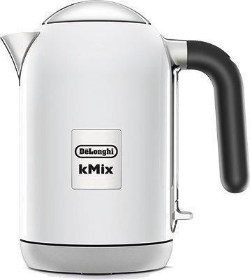 デロンギ 電気ケトル 1.0L 『kMix ケーミックス』 ZJX650J-WH (クールホワイト)