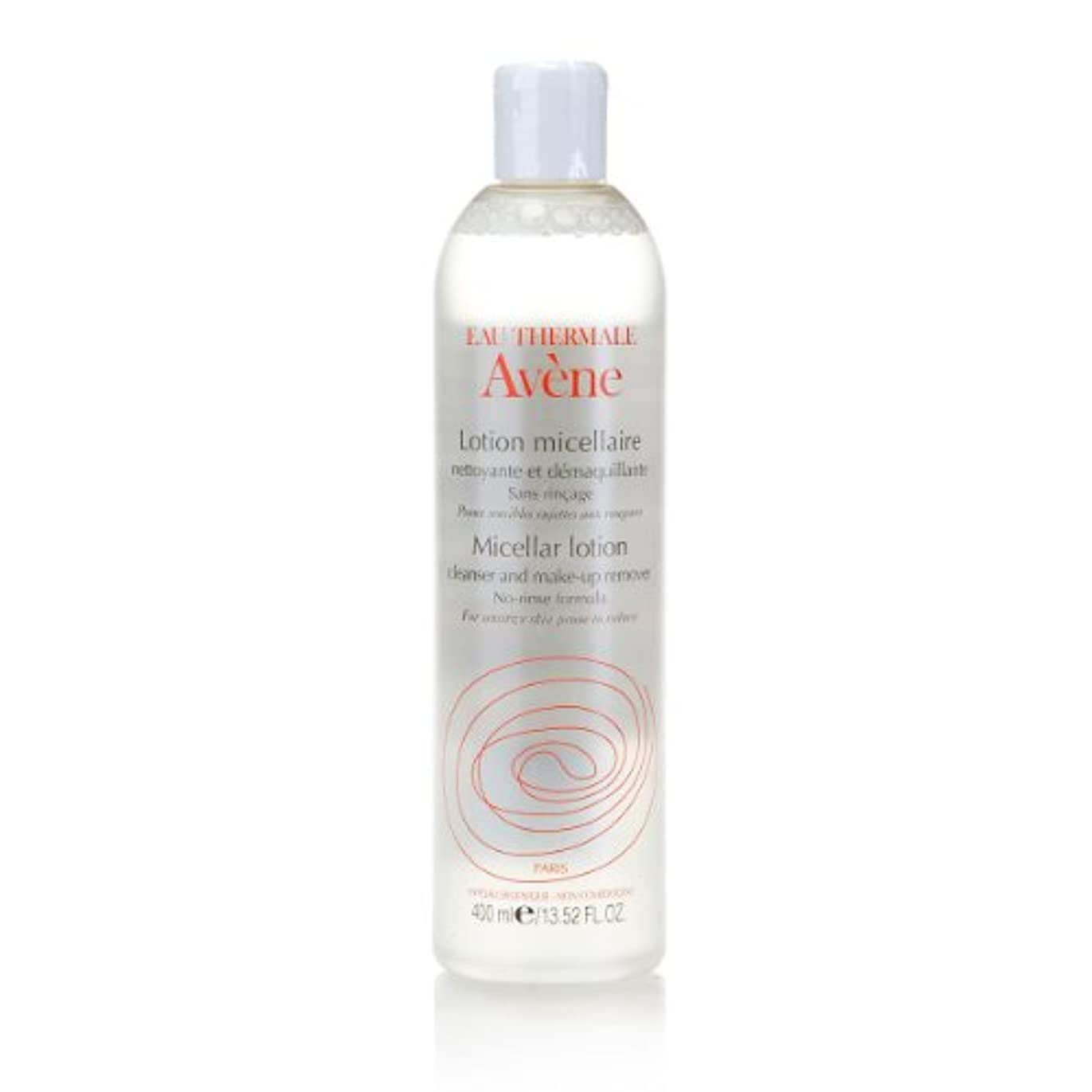 敬意機械眠りAvene Micellar Lotion Cleanser And Make-up Remover 400ml [並行輸入品]