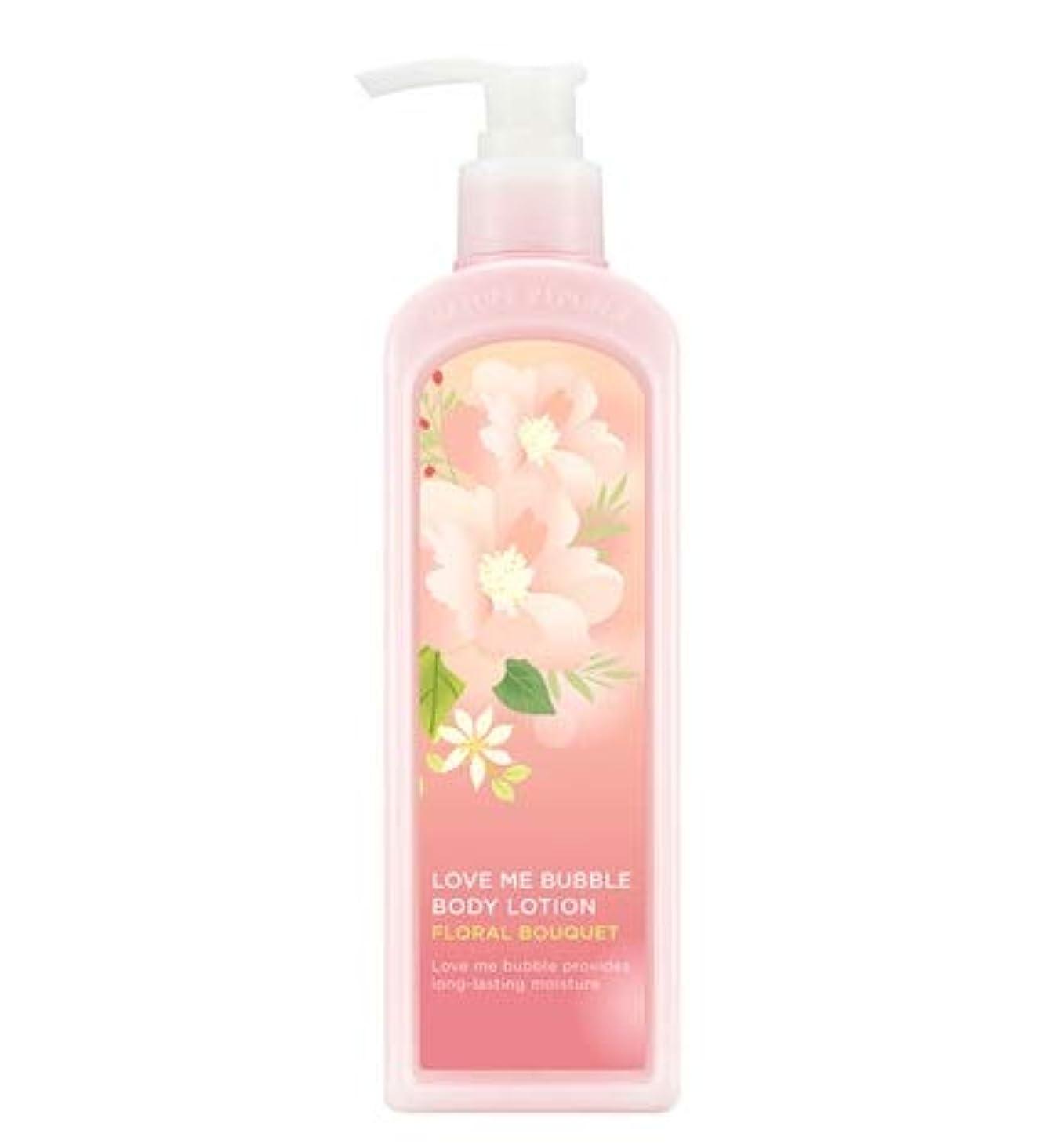 める混雑パンサーNATURE REPUBLIC Love Me Bubble Body Lotion-Floral bouquet ネイチャリパブリックラブミバブルボディーローション [並行輸入品]