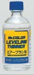 【 Mr.レベリングうすめ液 ( 中 ) 110ml 】 CMT106// Mr.カラー 専用希釈剤 エアブラシに最適 Mr.ホビー