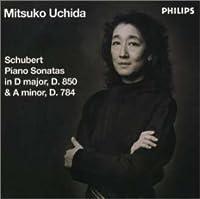 シューベルト : ピアノ・ソナタ 第17番 ニ長調 D.850