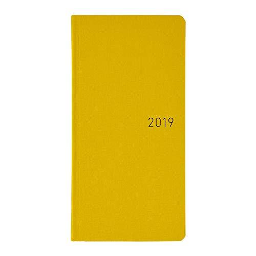 最安|評価は?ほぼ日手帳 2019 weeks カラーズ/バナナ 1月始まり ウィークリー