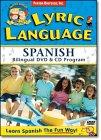 Lyric Language Spanish Dvd