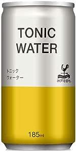 富永貿易 神戸居留地 トニックウォーター 185ml缶×30本入