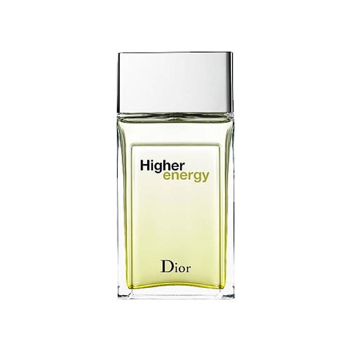 浸すフィルタ青写真クリスチャン ディオール(Christian Dior) ハイヤー エナジー EDT 100ml[並行輸入品]