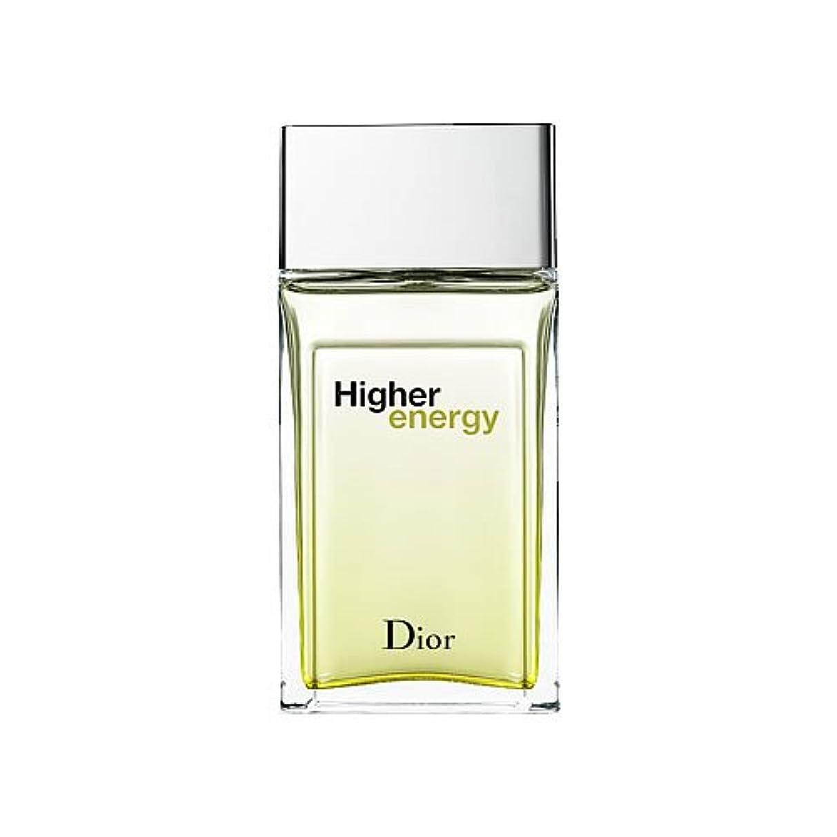 軽く摘む陸軍クリスチャン ディオール(Christian Dior) ハイヤー エナジー EDT 100ml[並行輸入品]