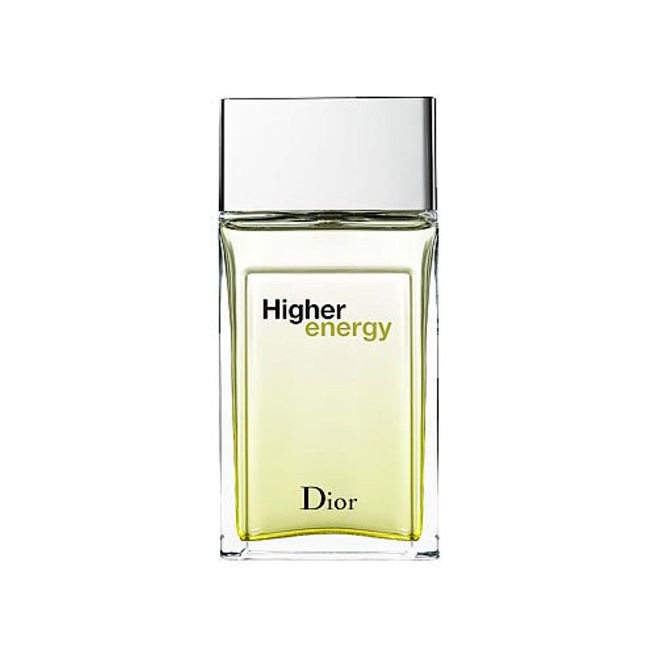 忠実な狂人カカドゥクリスチャン ディオール(Christian Dior) ハイヤー エナジー EDT 100ml[並行輸入品]