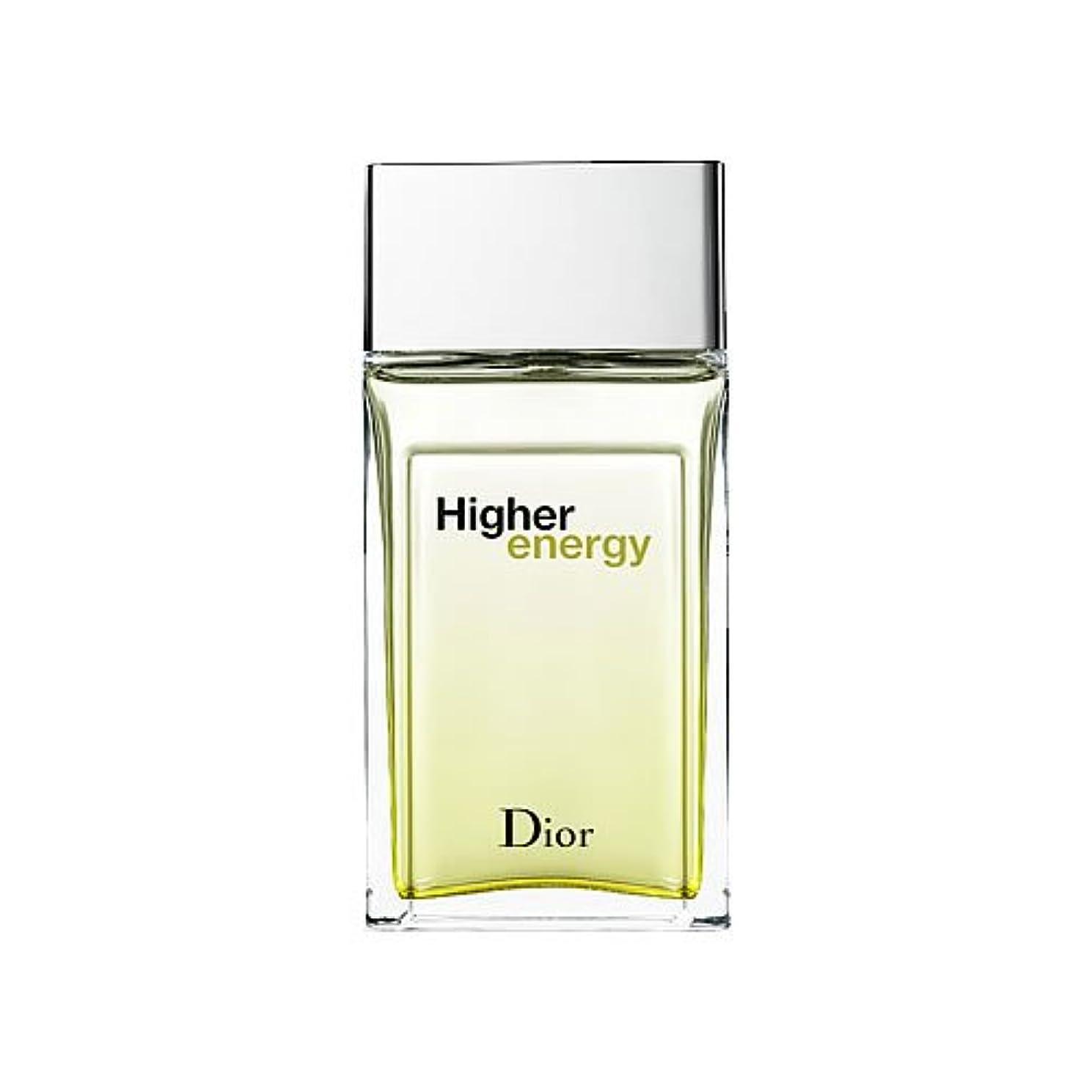 ゴールド乱闘小石クリスチャン ディオール(Christian Dior) ハイヤー エナジー EDT 100ml[並行輸入品]