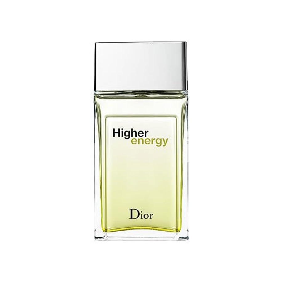 ジェスチャーぶら下がる関連付けるクリスチャン ディオール(Christian Dior) ハイヤー エナジー EDT 100ml[並行輸入品]