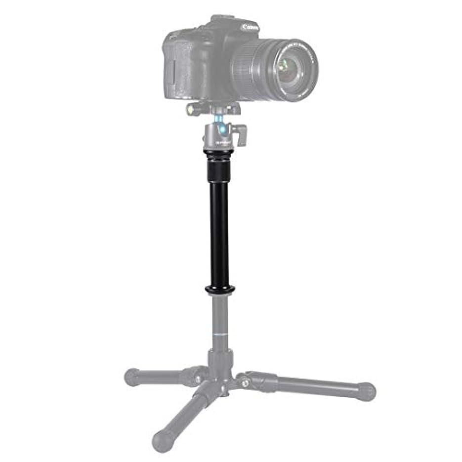 オッズ一貫性のない民兵Camera デジタル一眼レフ&一眼レフカメラ用金属ハンドヘルド調節可能な三脚マウント一脚延長ロッド高品質