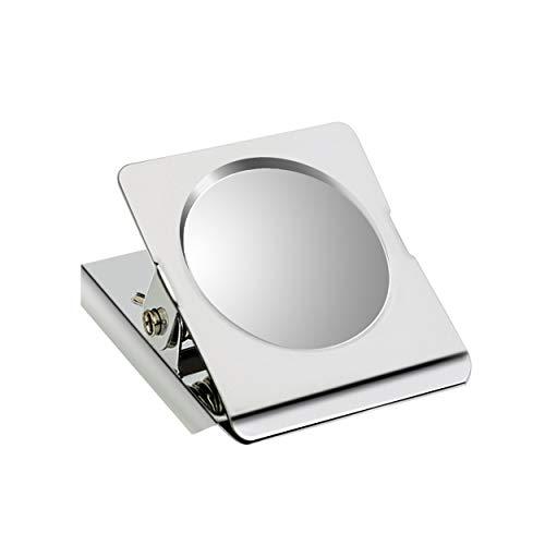 強力冷蔵庫マグネット Sanhazuki 10枚セット磁石クリップ マグネットピン 磁気クリップ ステンレスクリップ 多目的 キッチン オフィス 学校 ホーム用 事務用品 書類整理 地図 冷蔵庫 掲示板 ホワイトボードに最適 31mm 8枚 38mm 2枚