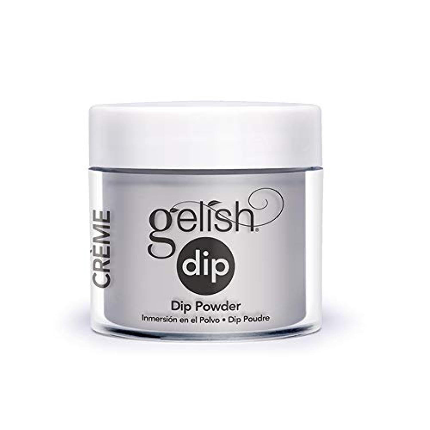 検出器に賛成飢Harmony Gelish - Acrylic Dip Powder - Cashmere Kind of Gal - 23g / 0.8oz