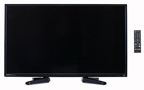オリオン 40V型 NHC-401B フルハイビジョン 液晶 テレビ 1波(地上デジタル) ブルーライトガード搭載 ブラック