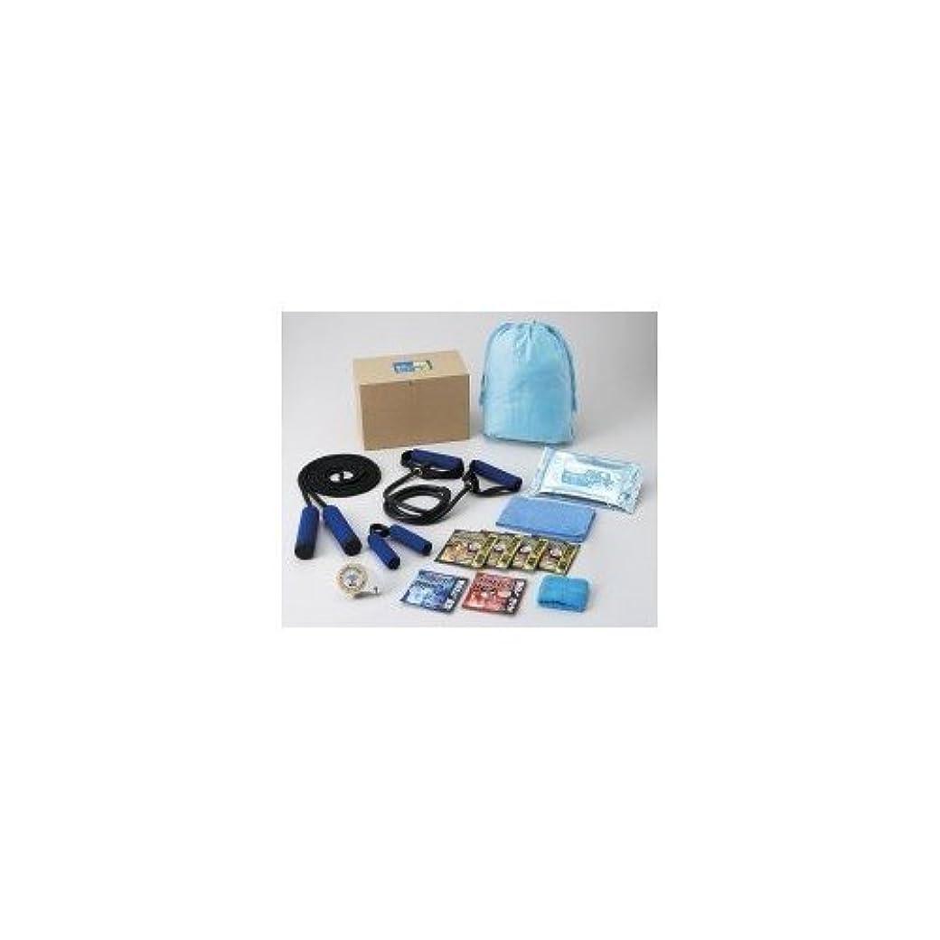 器用ベスト工業用健康エクササイズ ボディケアセット504 55-504