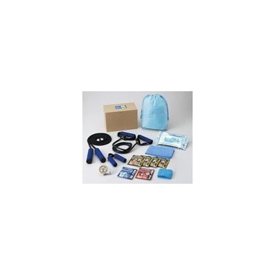 鎮静剤ミケランジェロ規制する健康エクササイズ ボディケアセット504 55-504