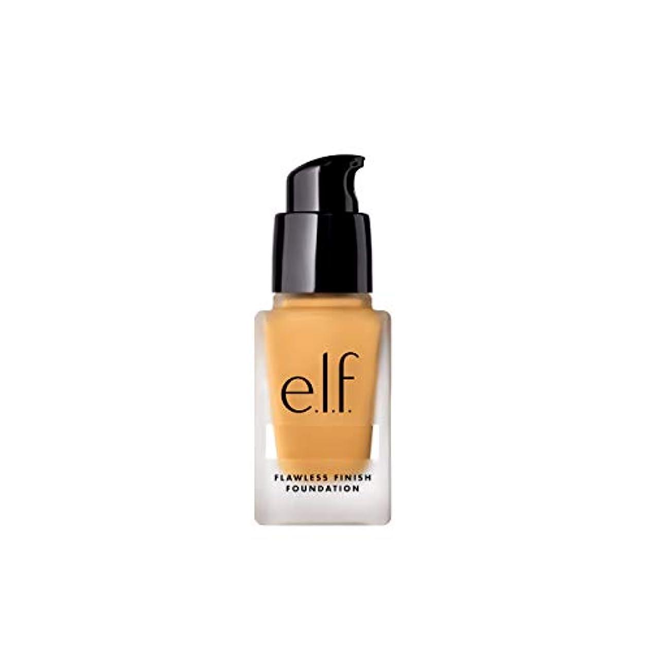 確立します蓋幾分e.l.f. Oil Free Flawless Finish Foundation - Almond (並行輸入品)