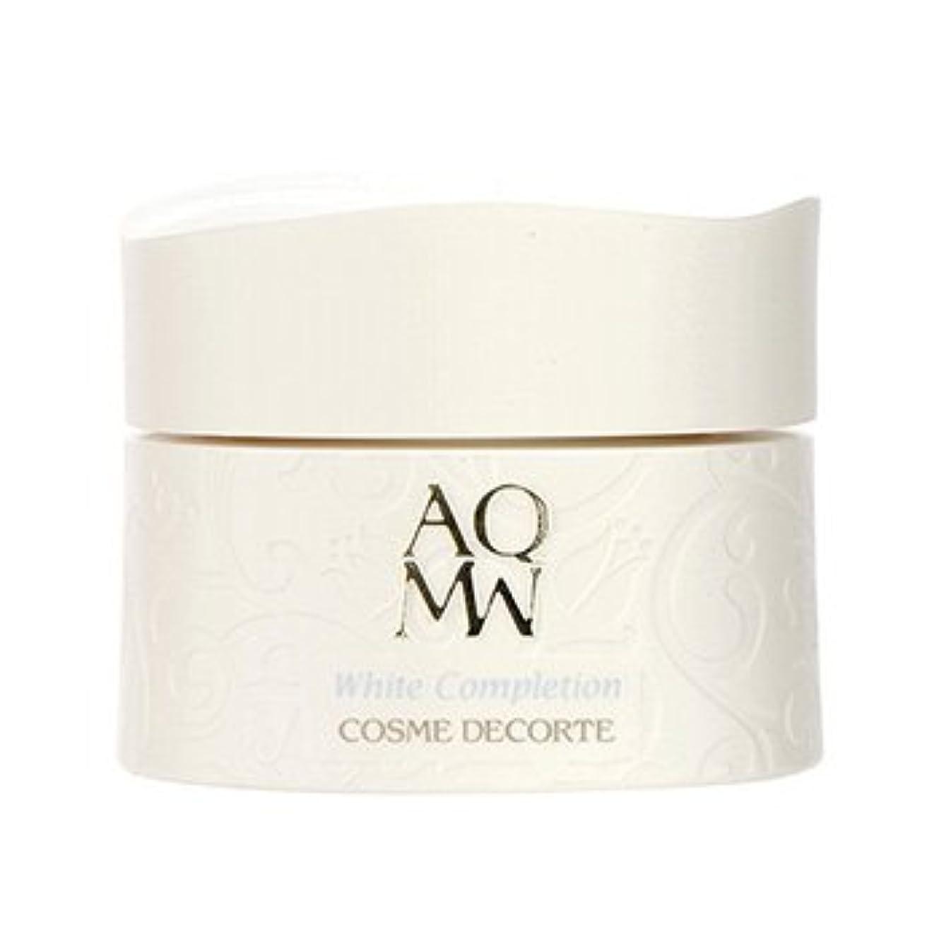 リール冷えるサイズコスメデコルテ AQ MW ホワイトコンプリーション 25g