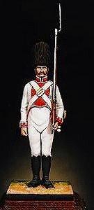 アンドレアミニチュアズ KSE-005 Grenadier (Reg. Guadalajara)1808