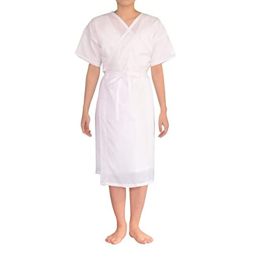 kimono cafe(キモノカフェ) 浴衣スリップ 浴衣肌着 浴衣用 ワンピース型 スリップ 白 透けない 歩きやすい