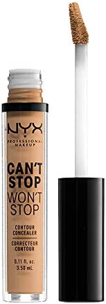 NYX Professional Makeup Can't Stop Won't Stop Contour Concealer - So