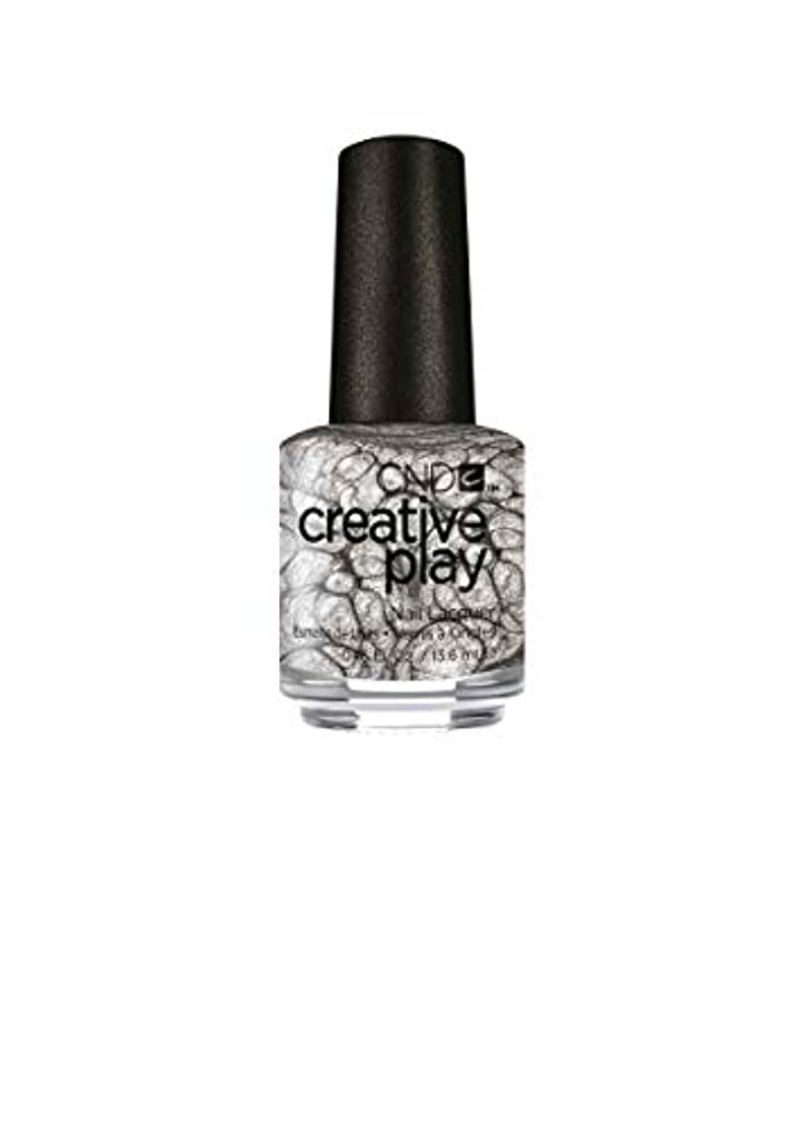 用心認可捕虜CND Creative Play Lacquer - Polish My Act - 0.46oz / 13.6ml