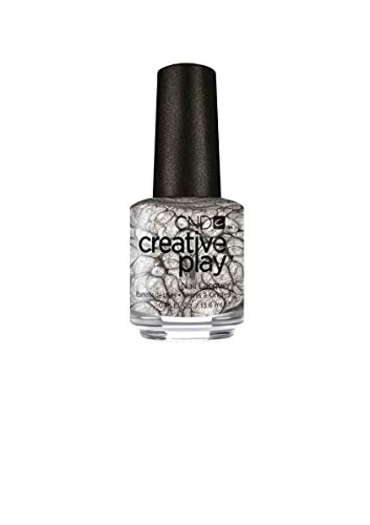 推進力ツーリスト適性CND Creative Play Lacquer - Polish My Act - 0.46oz / 13.6ml