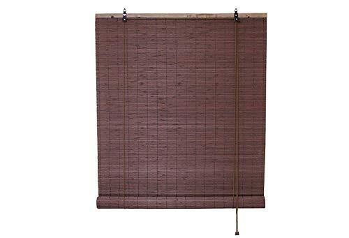 1本売り 南国リゾート空間を演出する 竹ロールスクリーン