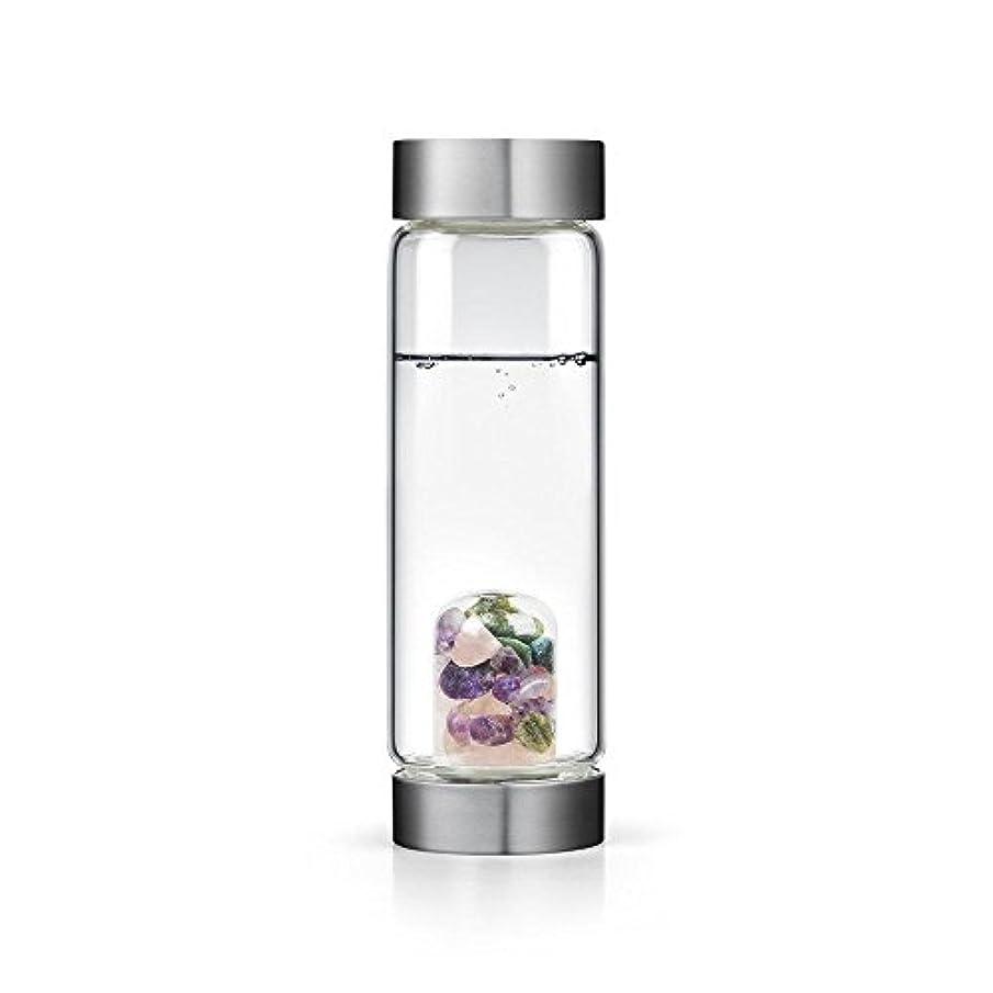 ルビー代替チャンピオンシップBeauty gem-waterボトルby VitaJuwel W / Freeカリフォルニアホワイトセージバンドル 16.9 fl oz