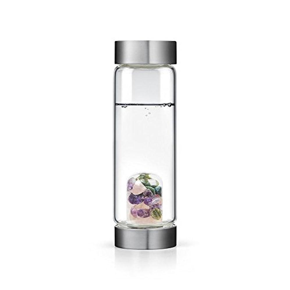 含意衝突遺棄されたBeauty gem-waterボトルby VitaJuwel W / Freeカリフォルニアホワイトセージバンドル 16.9 fl oz
