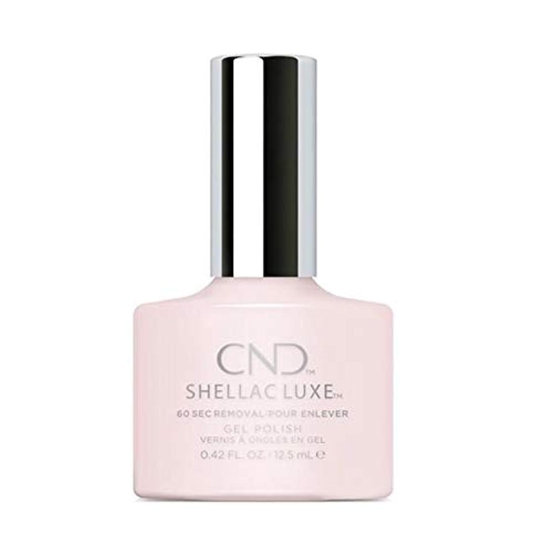 目覚めるシェーバー変換CND Shellac Luxe - Romantique - 12.5 ml / 0.42 oz