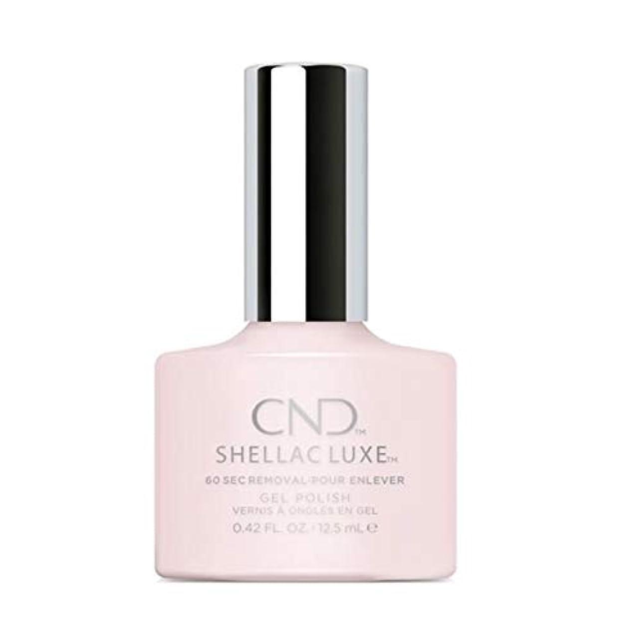 グラス説教海峡ひもCND Shellac Luxe - Romantique - 12.5 ml / 0.42 oz