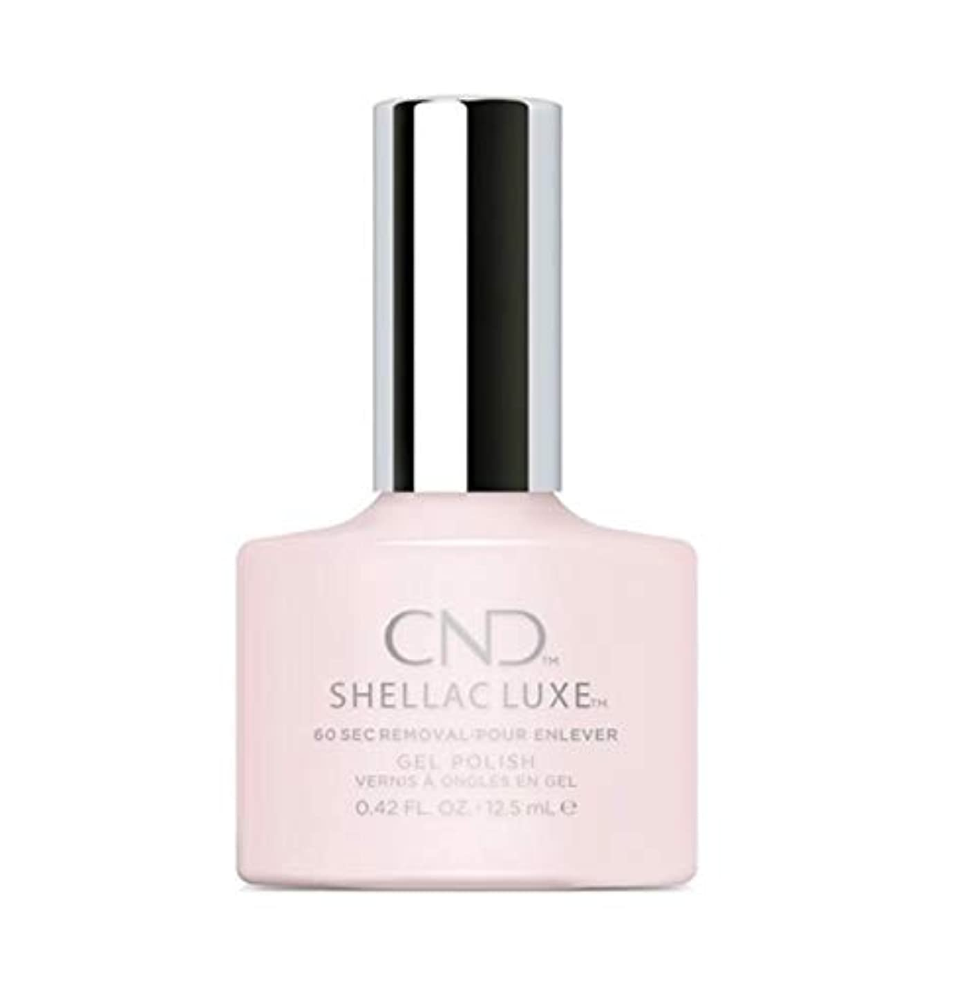 感度ファブリック両方CND Shellac Luxe - Romantique - 12.5 ml / 0.42 oz