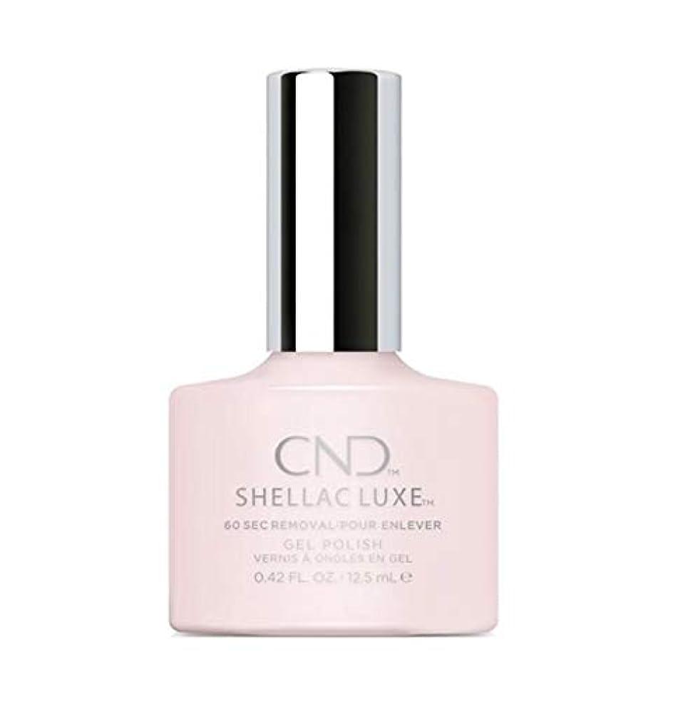 しなければならない縁石娘CND Shellac Luxe - Romantique - 12.5 ml / 0.42 oz