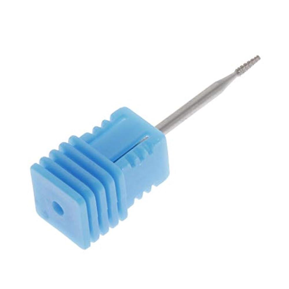 マエストロ多くの危険がある状況確立Perfeclan ネイル グラインド ヘッド ドリルビット ネイルビット 爪磨き 爪やすり ネイルケアツール 全3カラー - 01