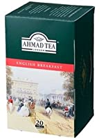 【AHMAD(アーマッド)TEA】【イギリス土産】イングリッシュブレックファーストTB20p