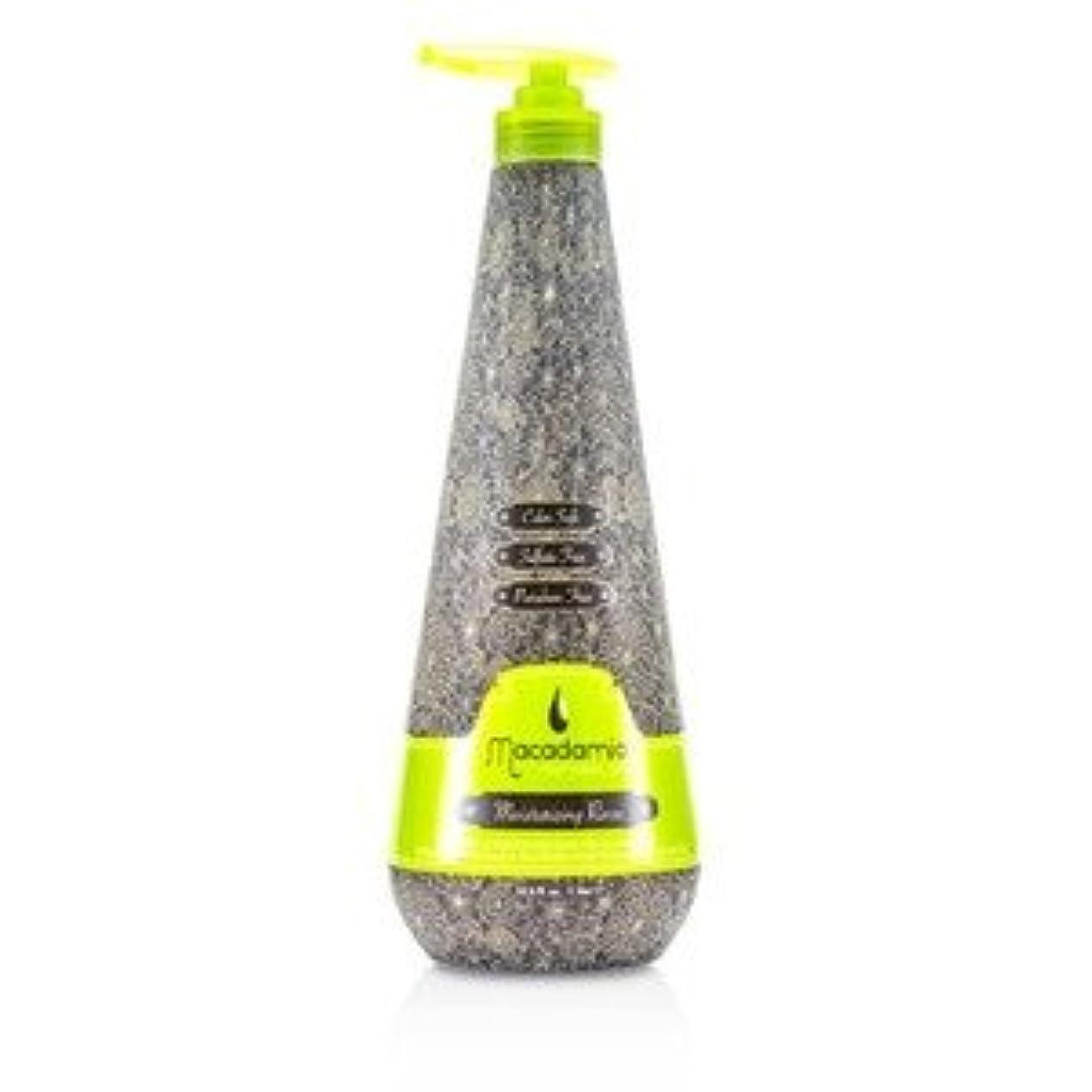拡散するネスト伝染性のマカダミア ナチュラルオイル(Macadamia NATURAL OIL) モイスチャライジング リンス 1000ml/33.8oz [並行輸入品]