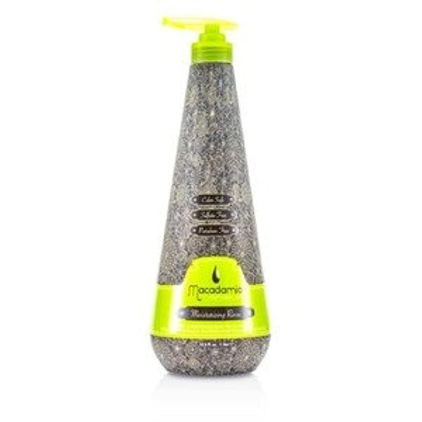 水族館磁気要塞マカダミア ナチュラルオイル(Macadamia NATURAL OIL) モイスチャライジング リンス 1000ml/33.8oz [並行輸入品]