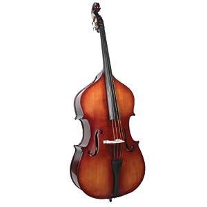 クレモナsb-4Premier学生Upright Bass–3/ 4サイズ