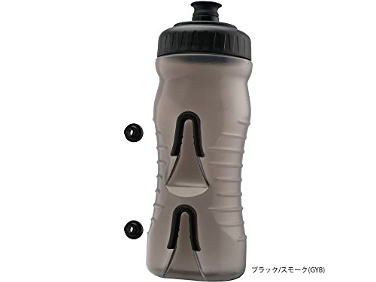 印象派フロー意識的FABRIC (ファブリック) CAGELESS ボトル 600ml ブラック スモークGYB FP4016U6122