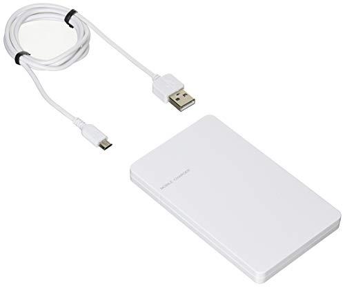 スマートフォン2.4Aリチウム充電器 5000mAh 1個