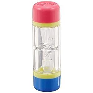 ツインパック ブルー&ピンク (コンタクトケア用品)