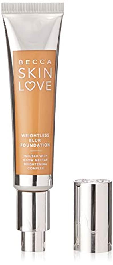 写真所持内なるSkin Love Weightless Blur Foundation - Amber