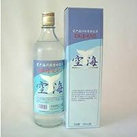 菊水酒造 深海焼酎 空海 (くうかい)専用箱 720ML