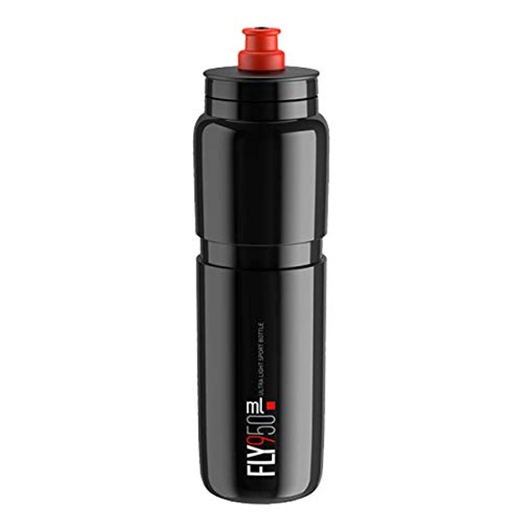 ボランティア医薬争うエリート FLY ボトル 950ml ELITE ブラック/レッド(0160902)