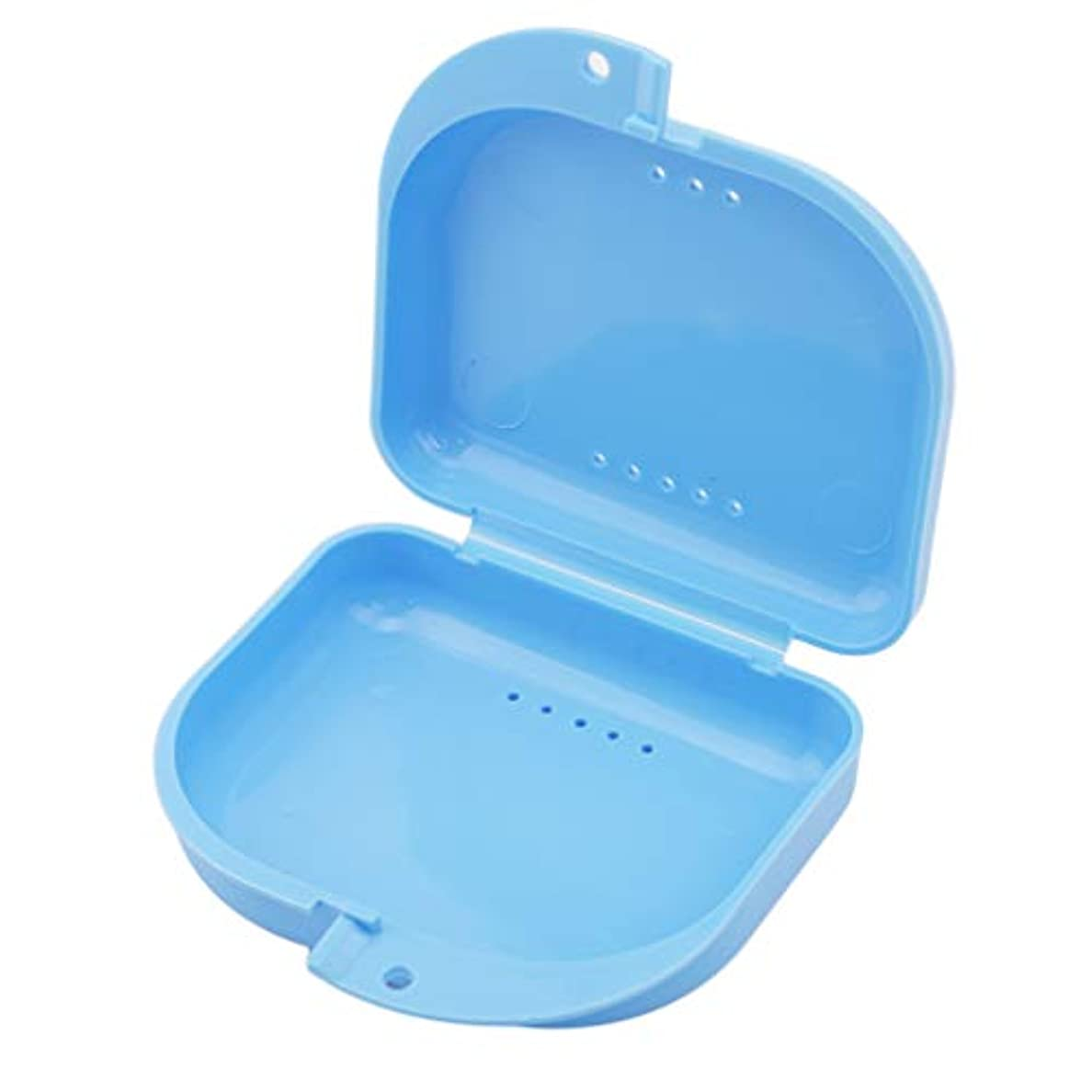 家正当な裏切るBEE&BLUE 義歯ケース 義歯収納 義歯ボックス 義歯収納ケース 入れ歯のポケット 義歯収納容器 ミニ