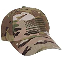 Rothco 99881 Tactical Operator Cap With US Flag【MultiCam】ロスコ 帽子 / タクティカル キャップ