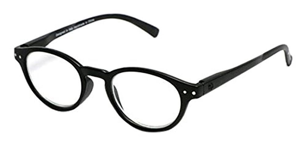 sempre art studio(センプレアートスタジオ) リーディンググラス (老眼鏡) COCO +1.50 ブラックマット