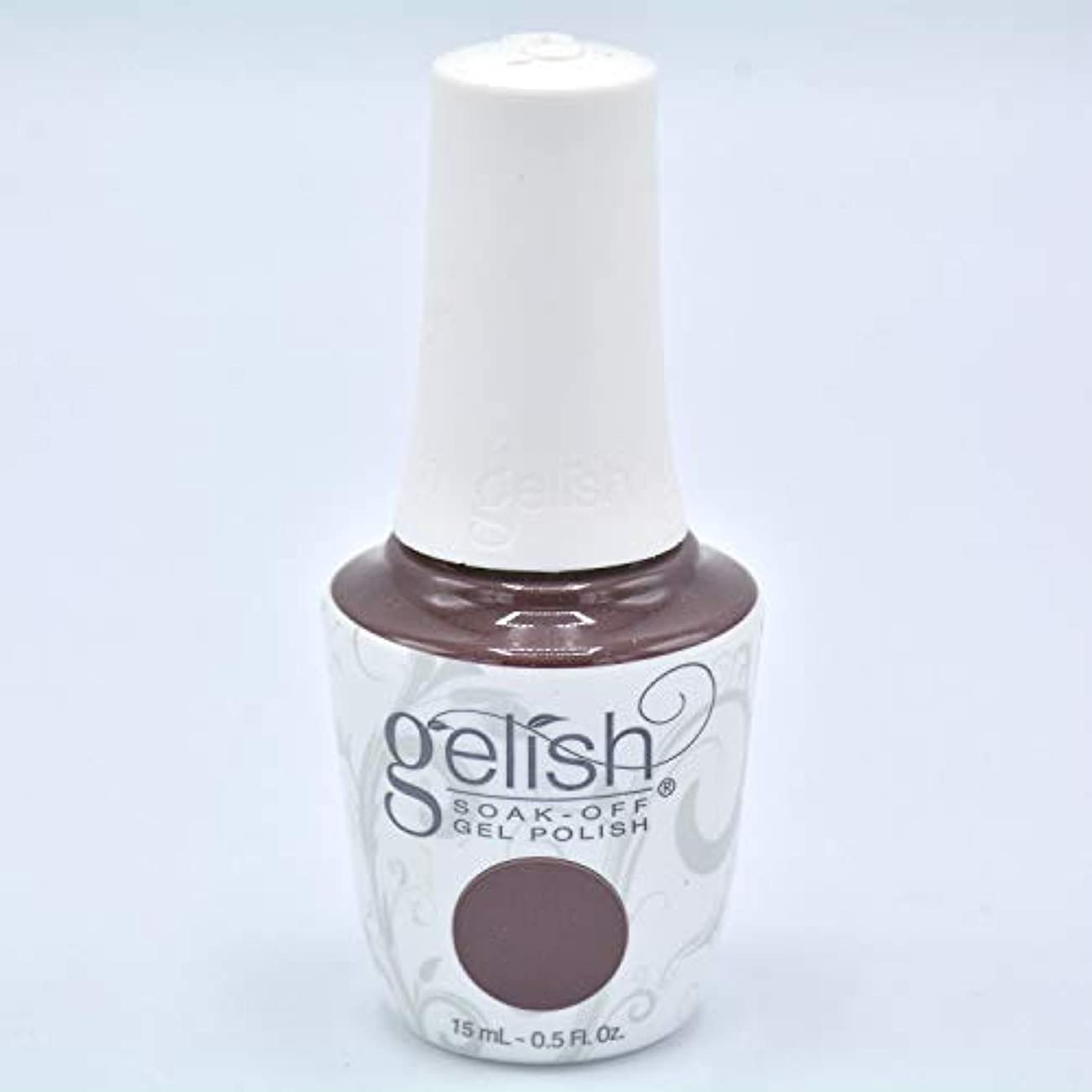 殉教者パウダーモールス信号Harmony Gelish - Lust At First Sight - 0.5oz / 15ml