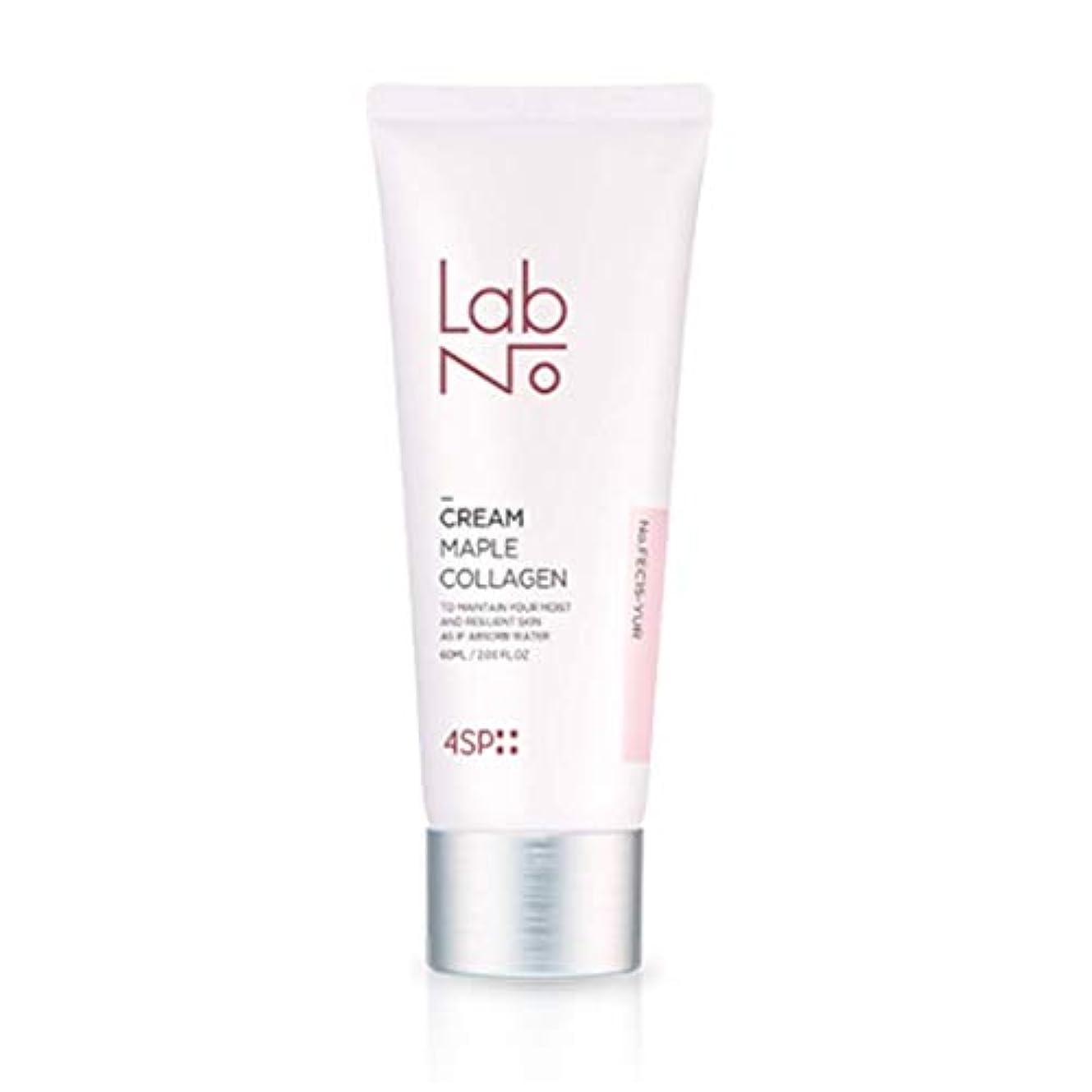 ケープ同一の連続した[LabNo.]4SP メイプル コラーゲン クリーム(4SP Maple Collagen Cream) [並行輸入品]